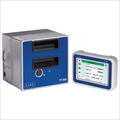 Automatic Thermal Transfer Overprinter Tt500
