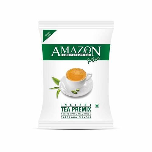 Amazon Cardamom Plus Instant Tea Premix 1 Kg Pack for Vending Machines