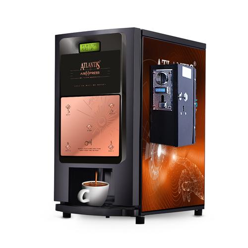 Atlantis Cafe Plus 3 Lane Coin Operated Vending Machine