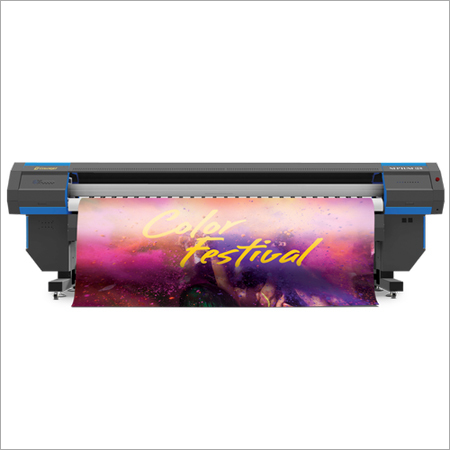 Eco Solvent Super Wide 2-In-1 Indoor & Outdoor Signage Printer