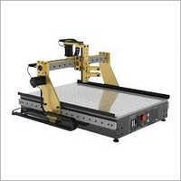 Semi Automatic CNC Router