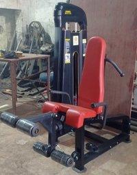 Leg Extension & Curl Machine