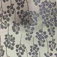 Living Room Printed Curtain Fabric