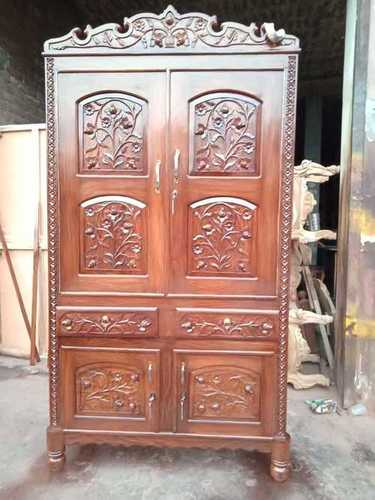 Wooden Antique Wardrobe