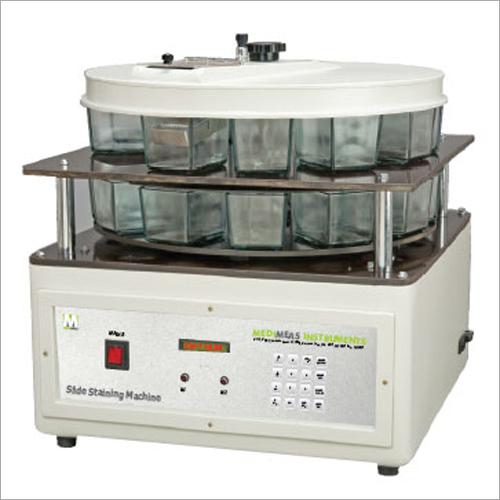 Micro Processor Based Automatic Tissue Processor