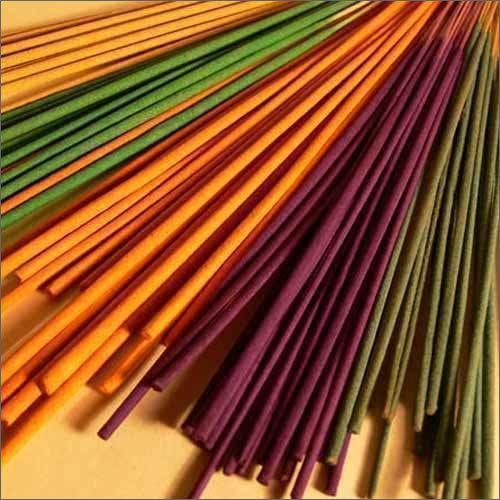 Multicolor For Agarbattis