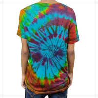 Colours Tie And Dye