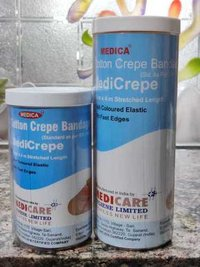 Cotton Crepe Bandage B.P