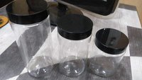 food packaging jars and container