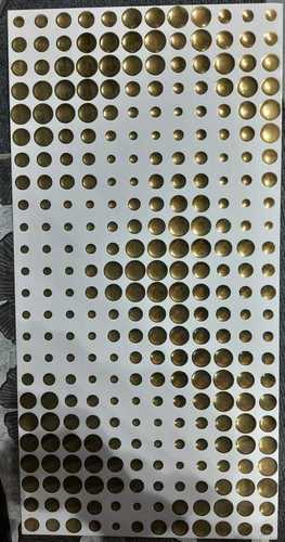 Golden Highlighter Tiles