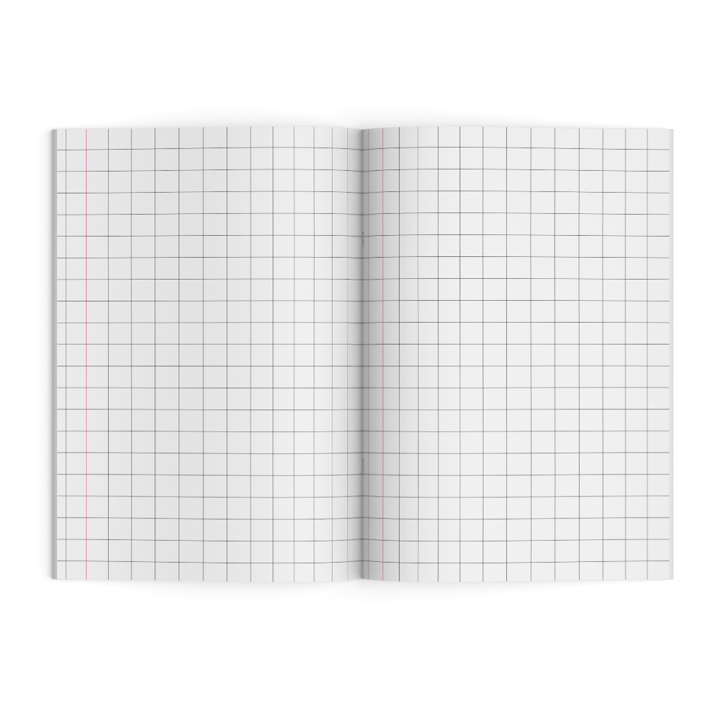 Sundaram Winner King Note Book (Small Square) - 172 Pages(E-15L)