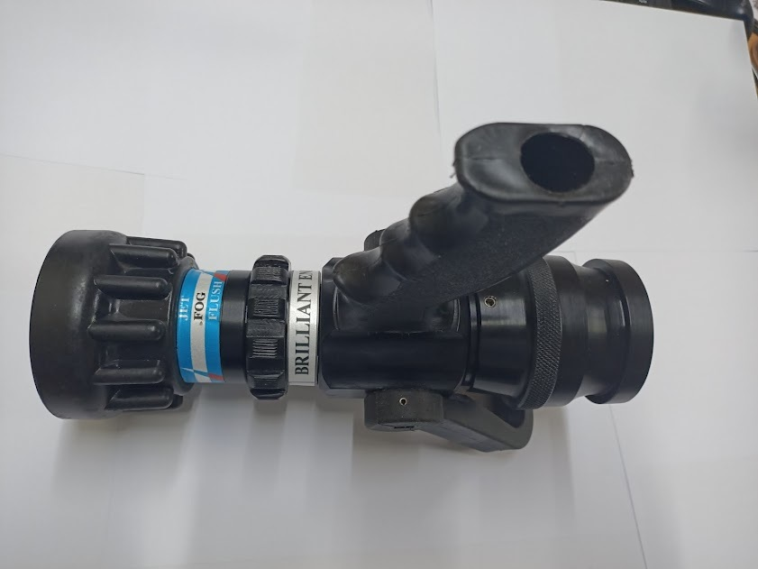 Selectable Gallonage  Nozzle