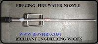 Piercing Fire Water Nozzle