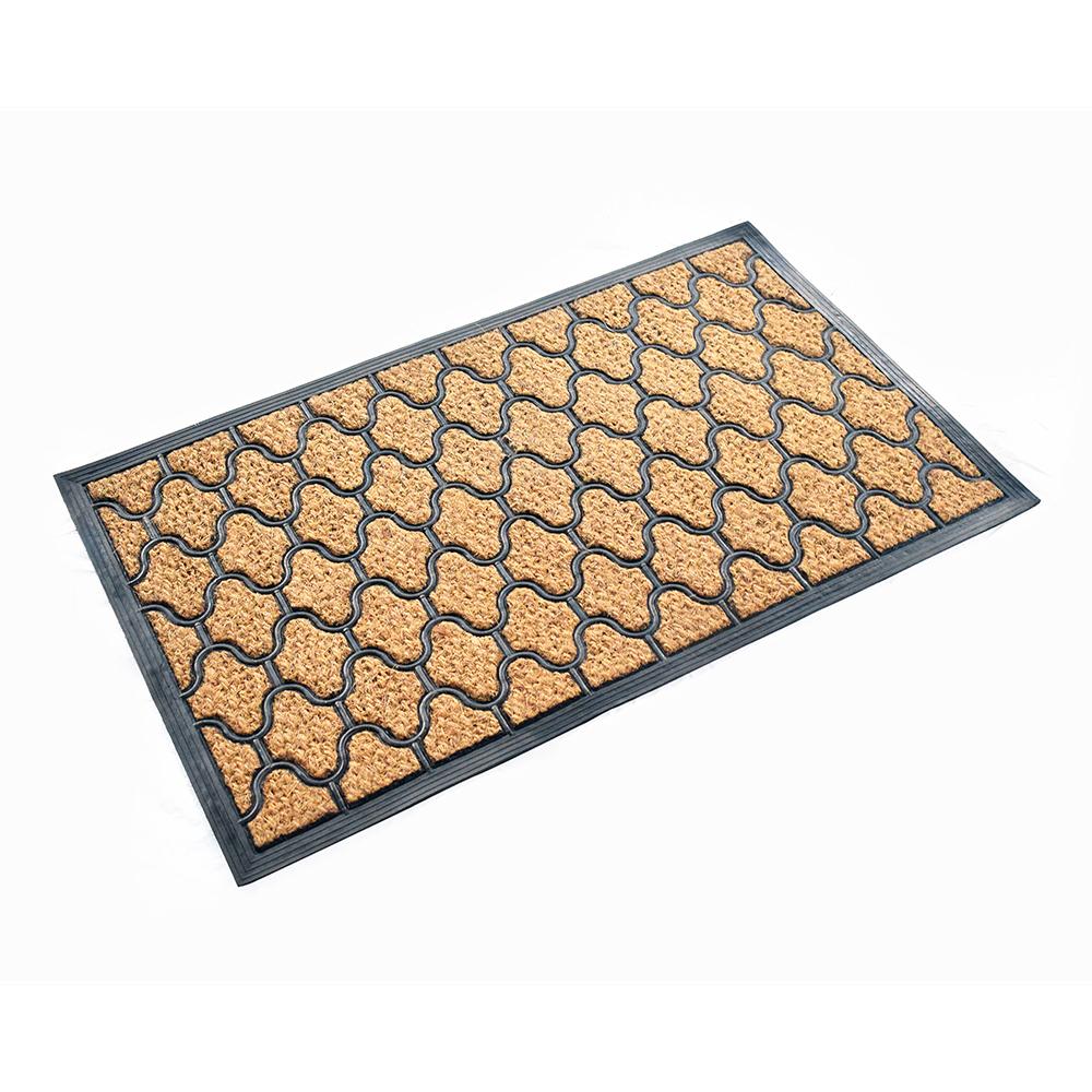 Rubber Backed Coir Mat