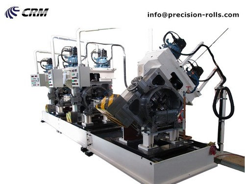 5 stand Flat and Profile Wire Rolling Mill Production Line