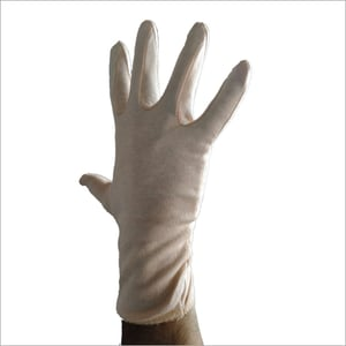 Plain Cotton Hand Gloves