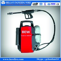 Portable Water Mist AFT Trolly