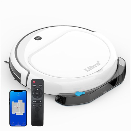 Robotic Vacuum Cleaner and Mop works with Alexa and Google