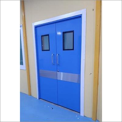 Powder Coated Clean Room Door