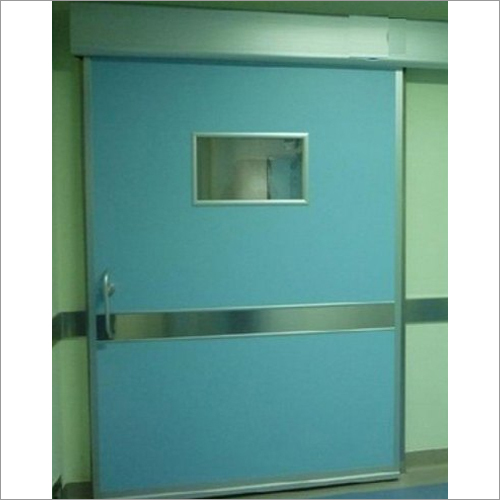 Lead Line X Ray Room Door
