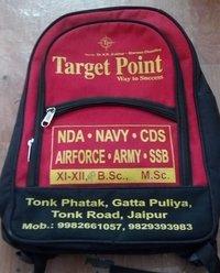 PVC Printed School Class Bag