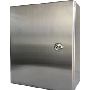Stainless Steel Electrical Control Panel Box
