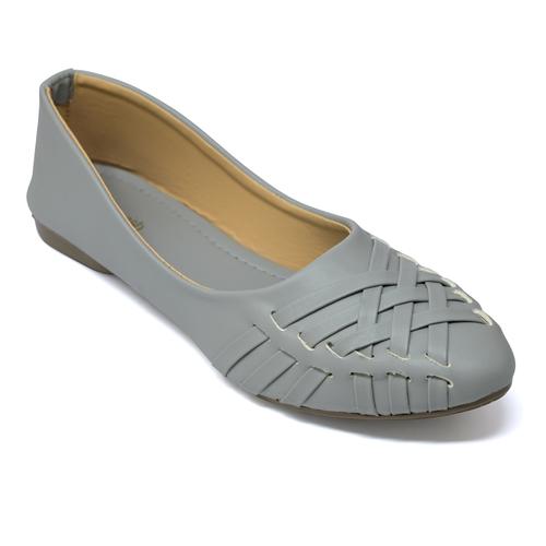 Fancy Jutti For Woman (Grey)