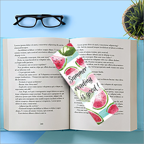 Printed Bookmark