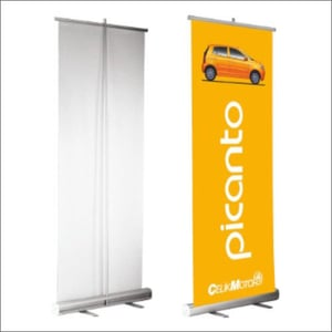 Advertising Roll Up Banner Stand