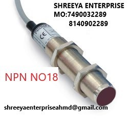 DIFFUSE TYPE NPN NO18MM