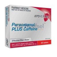 Paracetamol and Caffeine Tablets