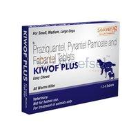 Praziquantel, Pyrantel Pamoate and Febantel Tablets