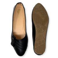 Party Wear Jutti For Woman (Black)