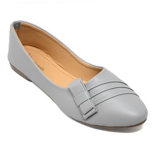 Party Wear Jutti For Woman (Grey)