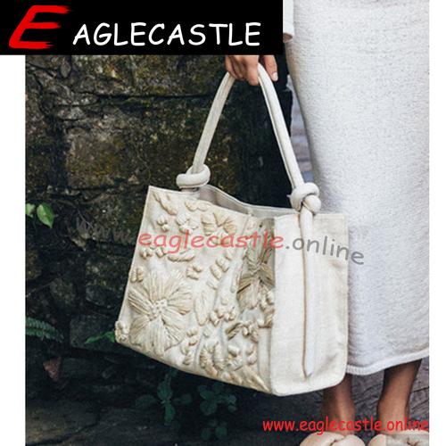 New design canvas bag for women