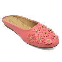 Ladies Flower Sandal