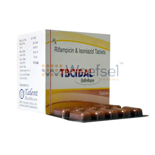 Rifampicin and Isoniazid Tablets