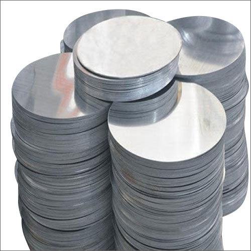 Aluminum Plain Circle