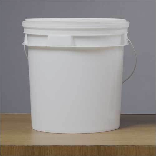 10 Ltr Plastic Round Oil Container