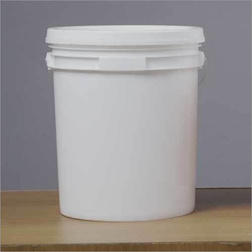 10 Ltr Plastic Round Container