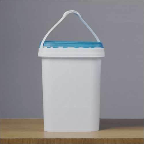 18 Ltr Plastic Square Container