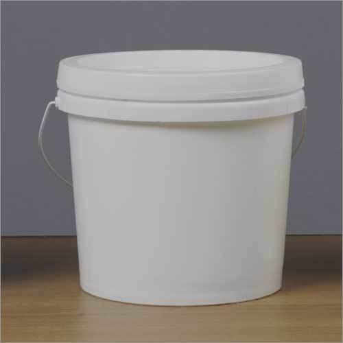 5Kg Plastic Round Container