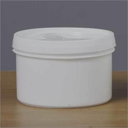500 Ml Plastic Round Container