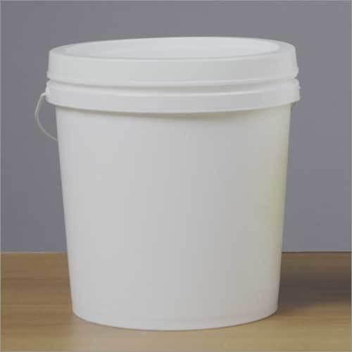 6 Ltr Plastic Round Container