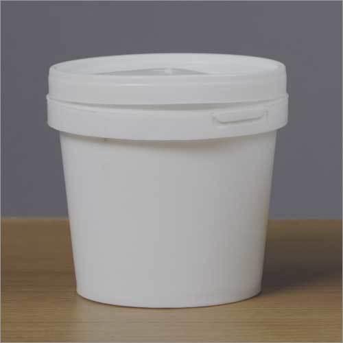 600 Ml Plastic Round Container