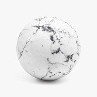Prayosha Crystals Howlite Ball