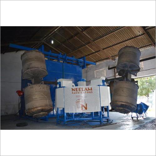 Rotational Moulding Machine
