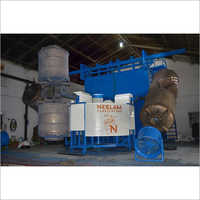 4 Arm Bi Axial Rotomoulding Machine