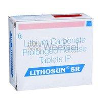 Lithium Carbonate Tablets