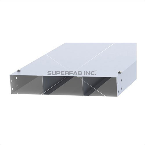 Three Compartment With Screw Cable Trunking